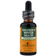 Childrens Winter Health, 1 Oz, Herb Pharm | Free Shipping