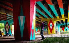 San cris de colores Madrid