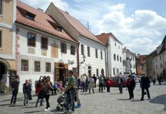 Recently we sailed to Cesky Krumlov in the Czech Republic - here's how to sell this river cruise destination // All photos by Susan J. Young