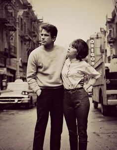 """""""Warren Beatty was one hell of a lover - but we fought like stray dogs""""- Leslie Caron"""