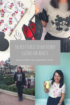 The Best Places to Buy Disney Clothes for Adults
