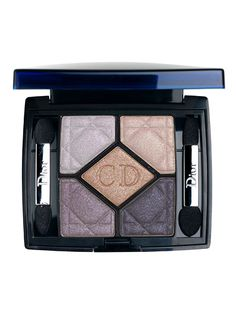 Get a glimmer of shimmer with the Dior 5-Colour Eyeshadow in Petal Shine.