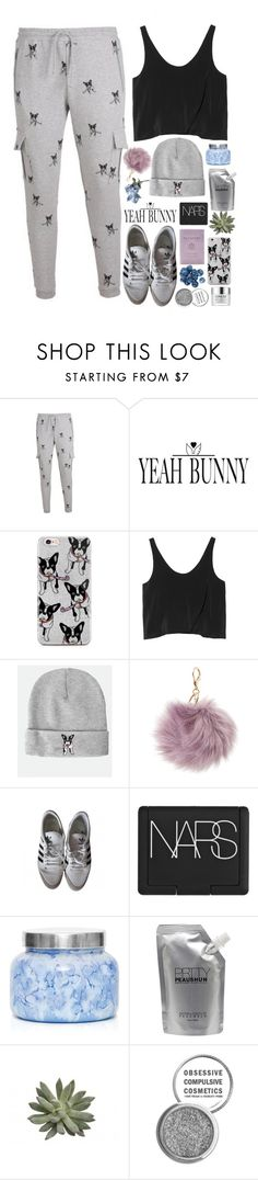 """""""Fleur"""" by ritaflagy ❤ liked on Polyvore featuring 3.1 Phillip Lim, Charlotte Russe, NARS Cosmetics, Capri Blue, Prtty Peaushun, Obsessive Compulsive Cosmetics and Clinique"""