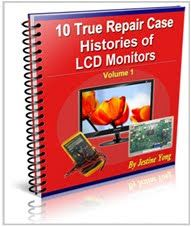 electronics repair made easy: GLD Television with a single