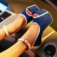 Fabulosos zapatos de moda de temporada | Moda en zapatos de mujer