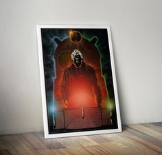 Doctor Who  John Hurt 24x36 by FPArtistry on Etsy