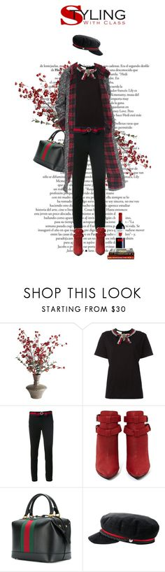 """""""Sin título #945"""" by carypil ❤ liked on Polyvore featuring Pier 1 Imports, Gucci, Shoe Cult, men's fashion and menswear"""