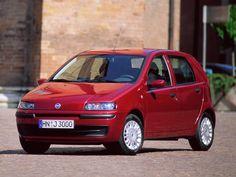 FIAT Punto II 188 1.2 16V 80 188.233,.253,.235, 80 CV os dados técnicos do carro. Poder. Torque. Capacidade do tanque de combustível. Consumo de combustível.