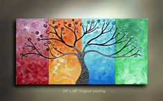 (6) Artsy four seasons