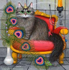 De Tamsin Lord ©  Cette artiste anglaise m'a très gentiment autorisée à poster ses oeuvres sur mon blog et je l'en remercie    Son lien internet : Clic ici Son lien Facebook : Clic ici   SVP ...