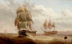 Henry Redmore - North Sea passage-c1ecdf2ab8cf2b90a8bc8aee38bbc269.jpg (800×491)