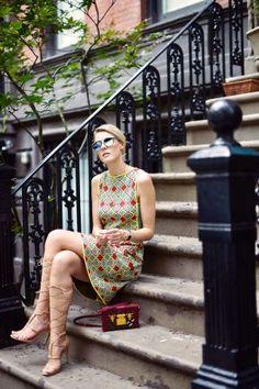 Sofie Valkiers, la bloguera belga detrás de Fashionata https://shar.es/1udl0m #Moda #Fashion #FashionBlogger #Bélgica