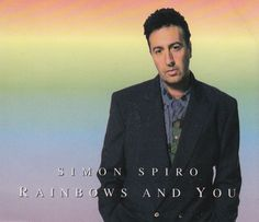 """""""Rainbows and you"""" is a beautiful and ballanced ballad from """"A song for Europe 1995"""". Performed by Simon Spiro. Personally I prefer this song over the UK Entry that year. A question of taste."""