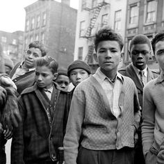 Spanish Harlem NYC 1940s