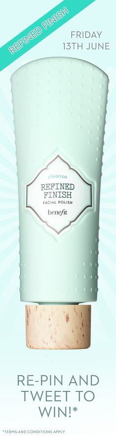 You've gotta re-pin to refine! WIN a refined finish #itsimplyworks Happy pinning!