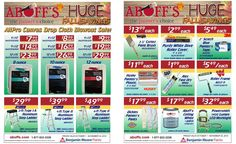 These fall savings cant be beat! Stop in and save!