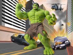 91c943185741d Boneco Marvel Premium - Hulk - Mimo com as melhores condições você encontra  no Magazine Comprevenda. Confira!