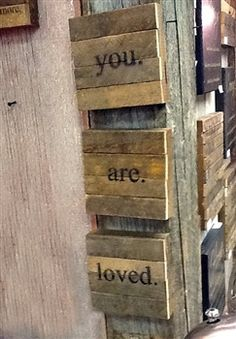 Wall Art #woodart #giftsformom #uniguegifts #youareloved Great Mothers Day Gifts, Mother Day Gifts, Gifts For Mom, Palette Deco, Love Wall Art, Perfect Mother's Day Gift, Country Primitive, Wood Art, Diy Projects