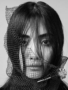 Ji Young Kwak by Simon Emmett for Vogue China 2014