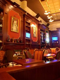 Belfast Irish pub # restaurant design by Nir portal architect