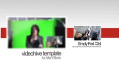 Demo of VideoHive and motionVFX Template Customizations