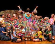 Joseph and the Amazing Technicolor Dreamcoat. If you're looking for a show that's a lot of fun, this one's it.