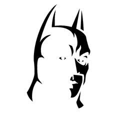 Batman Die Cut Vinyl Decal PV1048
