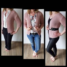 Melanie @mel.knit Blazer, Instagram Posts, Sweaters, Fashion, Lace Cardigan, Jackets, Breien, Moda, Pullover