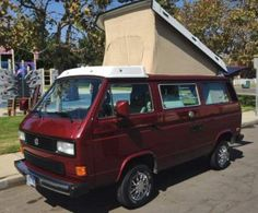 1987 VW Vanagon Syncro Westfalia Camper w/ 120k Miles - $31k in Orange County, CA http://westfaliasforsale.com/1987-vw-vanagon-syncro-westfalia-camper-w-120k-miles-31k-orange-county-ca/