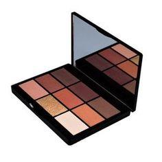 Gosh - Paleta de sombras Shadow Collection - To Rock Down Under Cosmetics & Perfume, Makeup Cosmetics, Makeup Palette, Eyeshadow Palette, Essie, Lancome Eyeshadow, Matte Nail Art, Ayers Rock, Purple Eye Makeup