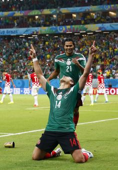 Mexico - Croatia 3:1