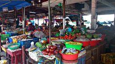 Comprando fruta,Vietnam,2014