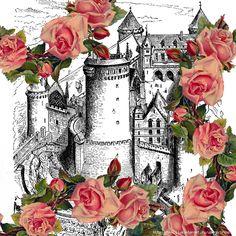 Castle-ClipArt--Graphics-Fairy2 (699x700, 544Kb)