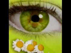 modificar el color de los ojos (mas claros) con gotas