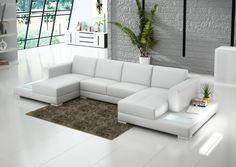 15 Astonishing Double Chaise Sectional Sofa Foto Idea