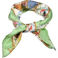 Gucci Garden Scarf with Butterflies ❤ liked on Polyvore featuring accessories, scarves, gucci shawl, gucci, gucci scarves, butterfly scarves and butterfly shawl