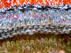 #Chicago Knitted Journey November 2014-plus #Bowie! | Coolclimates fiber and handspun yarn #knitting