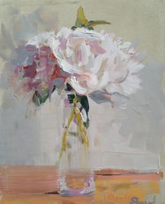 Tabletop Flowers -  Laura Lacambra Shubert