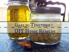 Garlic has antibacterial, antifungal, and antiviral properties. It is also an excellent antioxidant, an immune-stimulant, and an anti-inflammatory agent across all body systems. Garlic Tincture~ DIY Home RemedyDeep Roots at Home