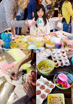 craft party :-)