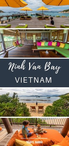 Ninh Van Bay in Vietnam is a family-oriented destination. Full of exploration and adventure. Six senses resorts in Ninh Van Bay even offer a coral reef regeneration program where you can be part of revitalizing the depleted and damaged reef. Plenty of fine dining and down time with spectacular sunsets and sunrises. Read our tips on what a family can enjoy while visiting this breathtaking destination. #travelvietnam #familytraveladventure #travelninhvanbay #thingstodoinvietnam #sixsensesresorts