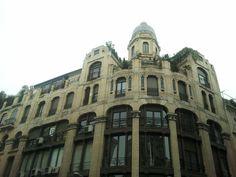 Edificio calle Virgen de los Peligros