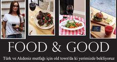 Lviv 'de konsept Türk işletmelerine bir yenisi eklendi.Lviv Good And Food,  Ukr...