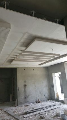 Sitting  area ceiling