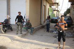 Islamic State Ramadi - REUTERS