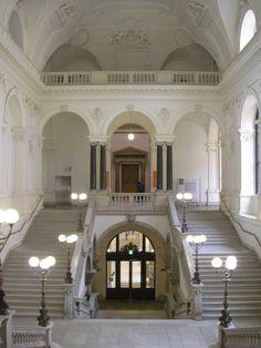 University of Vienna's Main Building