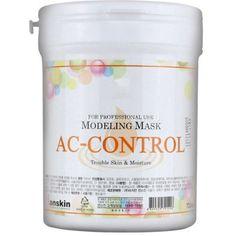 Альгинатная маска против акне Anskin AC Control Modeling Mask  #face
