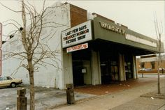 Flashback     1982 Photo Of The Varsity Theater, The Space Which Vintage  Vinyl