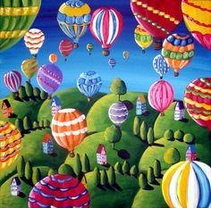 Hot Air Balloon Festival - Renie Britenbucher
