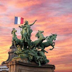 Paris...four months!